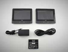 Cisco CIUS-7-K9 Tablets w/ Battery & Power Supply
