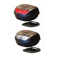 XXL Topcase Roller Motorrad Koffer Rollerkoffer Motorradkoffer Top Case 51L