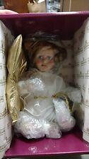 "Ashton Drake Galleries Doll ""Wishing on a Star"" 8"" Porcelain Doll in Box w/ COA"