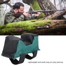 Hunting Shooting Range Sand Bag Set Gun Rifle Bench Rest Stand Front Rear Bag