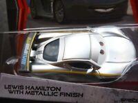 DISNEY PIXAR CARS KMART SILVER METALLIC LEWIS HAMILTON PC SAVE 6% GMC