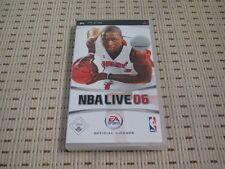 NBA Live 06 per SONY PSP * OVP *