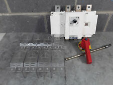 Telemecanique Switch Disconnector Handle & Terminal Covers 315A 4 Pole LK31BJ5 #