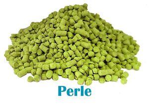 Perle Hop Pellet (2019 Harvest German Brewing Hops) Weights 50g,100g,250g,450g