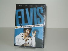 DVD Elvis Presley - That's The Way It Is (2 Disc Special Edition)