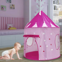 Noctilucent Portable Princess Castle Play Tent For Baby Indoor Outdoor
