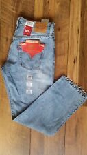 Levi's 501 CT Jeans For Women Original Fit Tapered Leg W27 L34