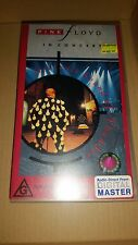 Pink Floyd In Concert - Delicate Sound Of Thunder VHS Tape