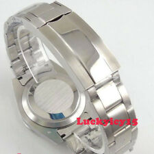 904l 20mm 316L Stainless steel Bracelet watch band fit for 40mm homage watches