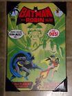 ** BATMAN with ROBIN the Teen Wonder (DC Comic Print, 13