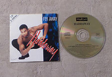 "CD AUDIO MUSIC INT / HADDAWAY ""FLY AWAY"" 1995 CDS 2T SCORPIO MUSIC 190 910.2"