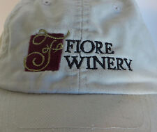 Fiore Winery Maryland Strapback Cap Hat