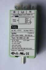 B.A.G. NI400LE4K Ignitor for 35-400w Metal Halide and 100-400w HPS Sodium Lamp