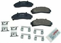 Disc Brake Pad Set-XLS Front Bosch BP652 - Ford, Mazda