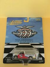 Johnny Lightning 2000 Indianapolis 500 Race Emergency Vehicles - Silverado 1:64