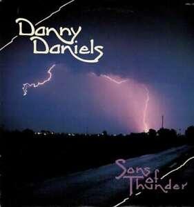 Danny Daniels Sons Of Thunder lp + Bonus
