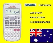 Original New CASIO fx-82ES PLUS A Scientific Calculator White AU Stock FREE POST