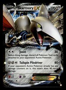 Pokemon Card - Skarmory EX - 80/146 - Ultra Rare XY