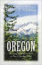 B001HGR630 Oregon - The Romantic History Of The Willamette Valley...In Four Com