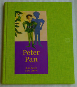Peter Pan J M Barrie 2016 HC Neverland TInkerbell Wendy Lost Boys Captain Hook