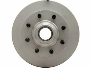 For 1987-1988 Chevrolet R20 Suburban Brake Rotor Front Dynamic Friction 16368NS