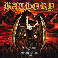 Bathory - In Memory of Quorthon Vol. 3 CD - SEALED -  Black Viking Metal Album