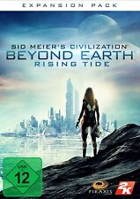Sid Meier's Civilization: Beyond Earth - Rising Tide - STEAM KEY Code - PC & Mac