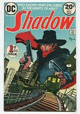 """The Shadow #1 - """"1st DC Issue!"""" - 1973 (Grade 6.0) WH"""