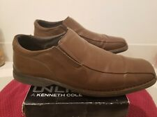 Kenneth Cole Men Shoes Size 13 wide Brown