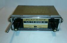 ☆ Vintage Radio PLAY - MATE Solid State Portable Car Radio WORKING FREE SHIPPING