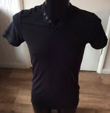 "Firetrap black top size S approx 34"" chest"