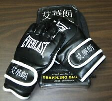 RARE Everlast Mixed Martial Arts Grappling Gloves LG/XLG 7560LXL Japanese L XL