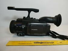 Panasonic Ag-Dvc30P 3Ccd Mini Dv Digital Camcorder with accessories