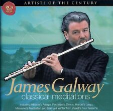 JAMES GALWAY : CLASSICAL MEDITATIONS / 2 CD-SET - TOP-ZUSTAND