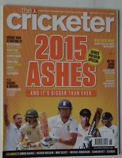 THE CRICKETER - AUGUST 2015 (VOLUME 12, ISSUE 11)