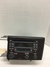 2002 2003 2004 VOLVO CASSETTE CD PLAYER AM/FM RADIO TESTED  8651153-1 DOLBY