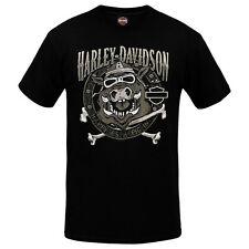 """Harley-Davidson Dealer Shirt """"PIG GRIN"""" T-Shirt *R0012295* Gr. L"""