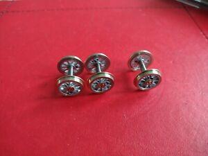 Romford wheels 15mm X 6.   00 Gauge