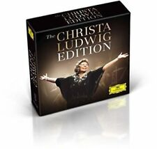 Christa Ludwig - Christa Ludwig Edition - NEW - 12 CDs Box Set - Free Ship