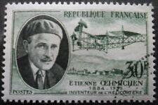 FRANCE N°1098 Etienne Oehhmichen oblitéré