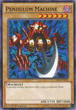 Pendulum Machine Common Yugioh Card MIL1-EN033