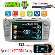 For Toyota Camry 2007 2008 2009 2010 2011 GPS Android 7.1 Car Stereo DVD Player
