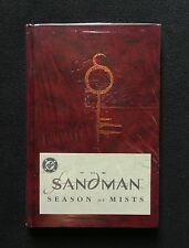 The Sandman Volume lV: Season of Mists signed by Neil Gaiman (First Edition)