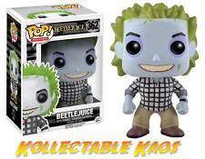 Beetlejuice - Beetlejuice Plaid Suit Pop! Vinyl Figure (RS)