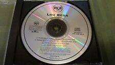 LOU BEGA MAMBO NO. 5 RARE OOP 4 MIX PROMO CD FREE SHIPPING