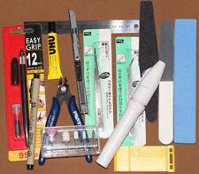MYGJ19   Gundam Modeler Basic Tools Craft Set For Car Model Building Kit NEW
