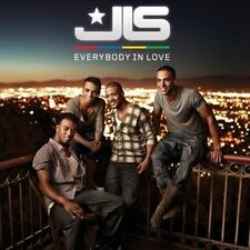 Everybody In Love [Single] JLS (2009 UK) Brand New The X Factor Aston Merrygold