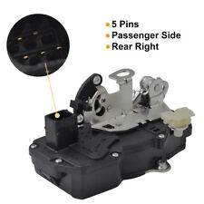 Rear Right Door Lock Actuator Motor 931-327 for Chevy Avalanche GMC Sierra 07-11