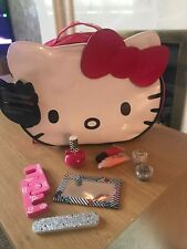 M&S HELLO KITTY VANITY CASE / TOILETRIES BAG - MAKE-UP BAG - NEW WITH TAG!