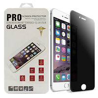 Privacy Anti-spy Tempered Glass Screen Protector For Iphone 6 6S 7 Plus SE 5S 4